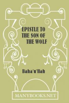 Epistle to the Son of the Wolf by Baha'u'llah