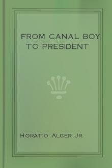 From Canal Boy to President by Jr. Alger Horatio