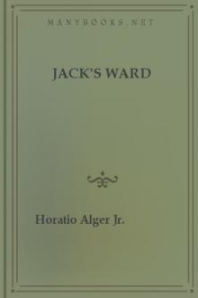 Jack's Ward by Jr. Alger Horatio
