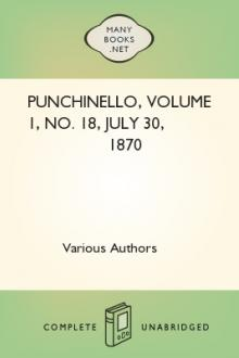 Punchinello, Volume 1, No. 18, July 30, 1870