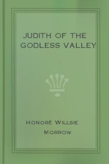 Judith of the Godless Valley by Honoré Willsie