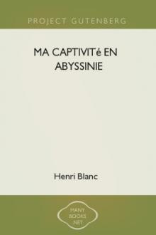 Ma captivité en Abyssinie