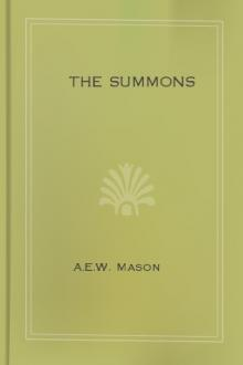 The Summons by A. E. W. Mason