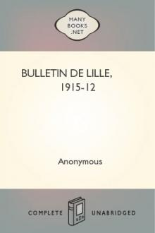 Bulletin de Lille, 1915-12 by Anonymous