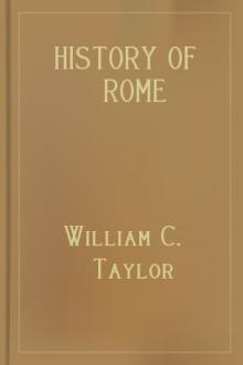 History of Rome by William C. Taylor