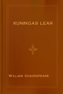 Kuningas Lear by William Shakespeare