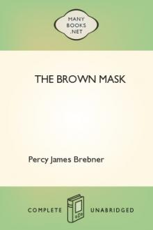 The Brown Mask by Percy James Brebner