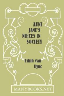 Aunt Jane's Nieces in Society by Lyman Frank Baum