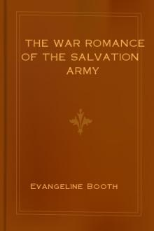 The War Romance of the Salvation Army by Grace Livingston Hill, Evangeline Booth