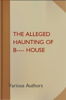 The Alleged Haunting of B---- House by Unknown