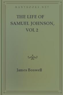The Life of Samuel Johnson, vol 2 by James Boswell