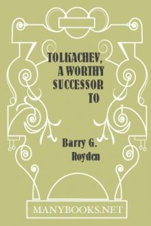 Tolkachev, A Worthy Successor to Penkovsky by Barry G. Royden