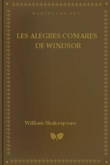 Les alegres comares de Windsor by William Shakespeare