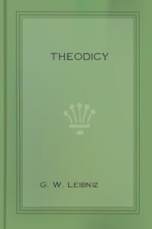 Theodicy by G. W. Leibniz