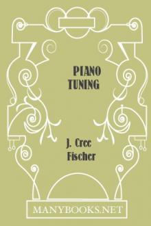 Piano Tuning by J. Cree Fischer