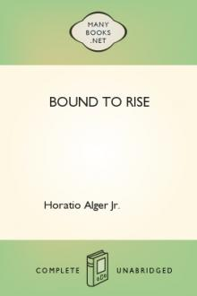 Bound to Rise by Jr. Alger Horatio