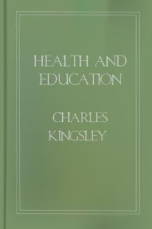 Health and Education by Charles Kingsley