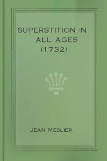 Superstition In All Ages (1732)