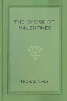 The Choise of Valentines by Thomas Nash
