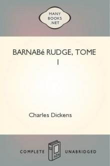 Barnabé Rudge, Tome I by Charles Dickens