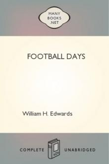 Football Days by William H. Edwards
