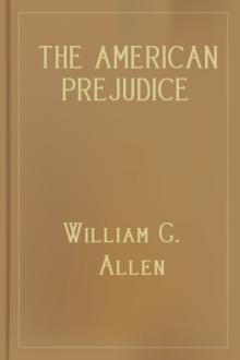 The American Prejudice Against Color by active 1849-1853 Allen William G.