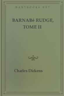Barnabé Rudge, Tome II by Charles Dickens