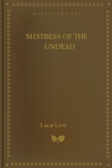 Mistress of the Undead by Lazar Levi