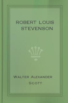 Robert Louis Stevenson by Walter Alexander Scott