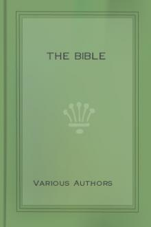The Bible by Various Authors