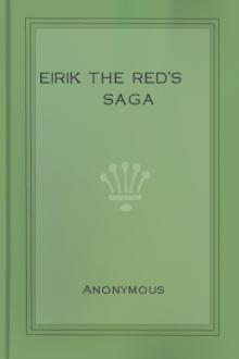 Eirik the Red's Saga by Unknown