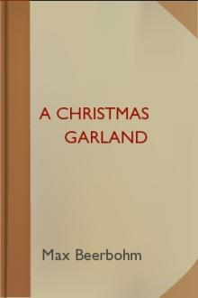 A Christmas Garland by Sir Beerbohm Max
