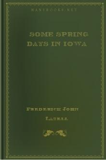 Some Spring Days in Iowa