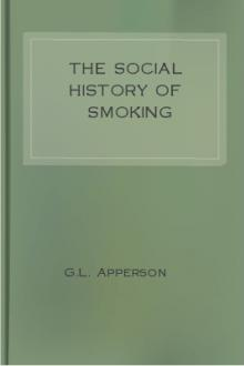 The Social History of Smoking by George Latimer Apperson