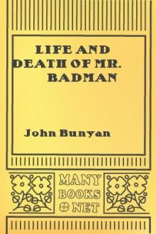 Life and Death of Mr. Badman by John Bunyan