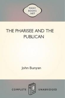 The Pharisee and the Publican by John Bunyan