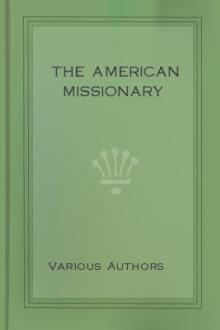 The American Missionary by Various Authors