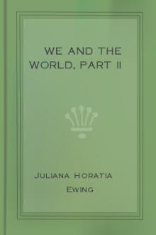 We and the World, Part II