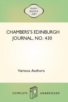 Chambers's Edinburgh Journal, No. 430