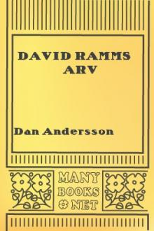 David Ramms arv by Dan Andersson