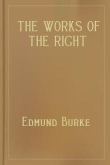 The Works of the Right Honourable Edmund Burke, Vol. XII