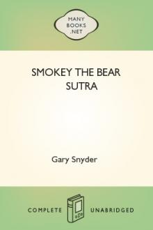 Smokey the Bear Sutra by Gary Snyder