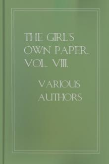 The Girl's Own Paper, Vol. VIII, No. 355, October 16, 1886