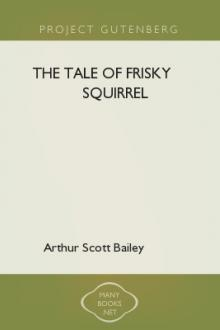 The Tale of Frisky Squirrel by Arthur Scott Bailey