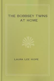 The Bobbsey Twins at Home by Laura Lee Hope