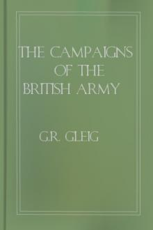 The Campaigns of the British Army at Washington and New Orleans 1814-1815