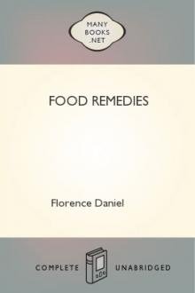 Food Remedies by Florence Daniel