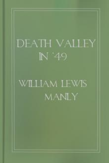 Death Valley in '49 by William Lewis Manly