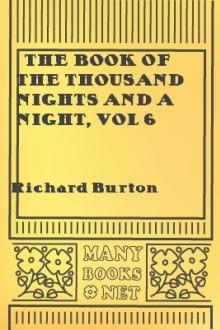 The Book of the Thousand Nights and a Night, vol 6 by Sir Richard Francis Burton