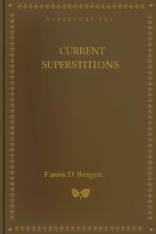 Current Superstitions by Unknown